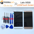 Letv Le 1S X500 LCD Screen+Touch Display +Tools 100% Original LCD Screen For Letv Le 1S X500 X501 5.5inch Smartphone