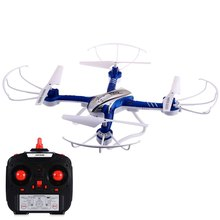 RC Drone Dron 2 4GHz 4CH 6 Axis Gyro 3D Rollover Drones RTF Version Headless Mode
