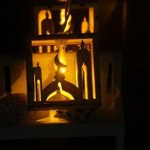 EID Mubarak Lights LEDs for Home ramadan light decorations Kareem Moon Islam Mosque Islamic Muslim EID holiday Party led Decor цена