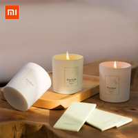 Xiaomi Vivinevo French Scented Candle Relax Romance Valentine's Day Gragrance Home Hotel Fragrance Aromatherapy candles