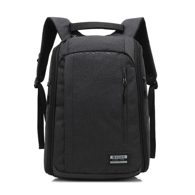 Ozuko Nylon Laptop Backpack For Macbook Air Pro Retina Surface ...