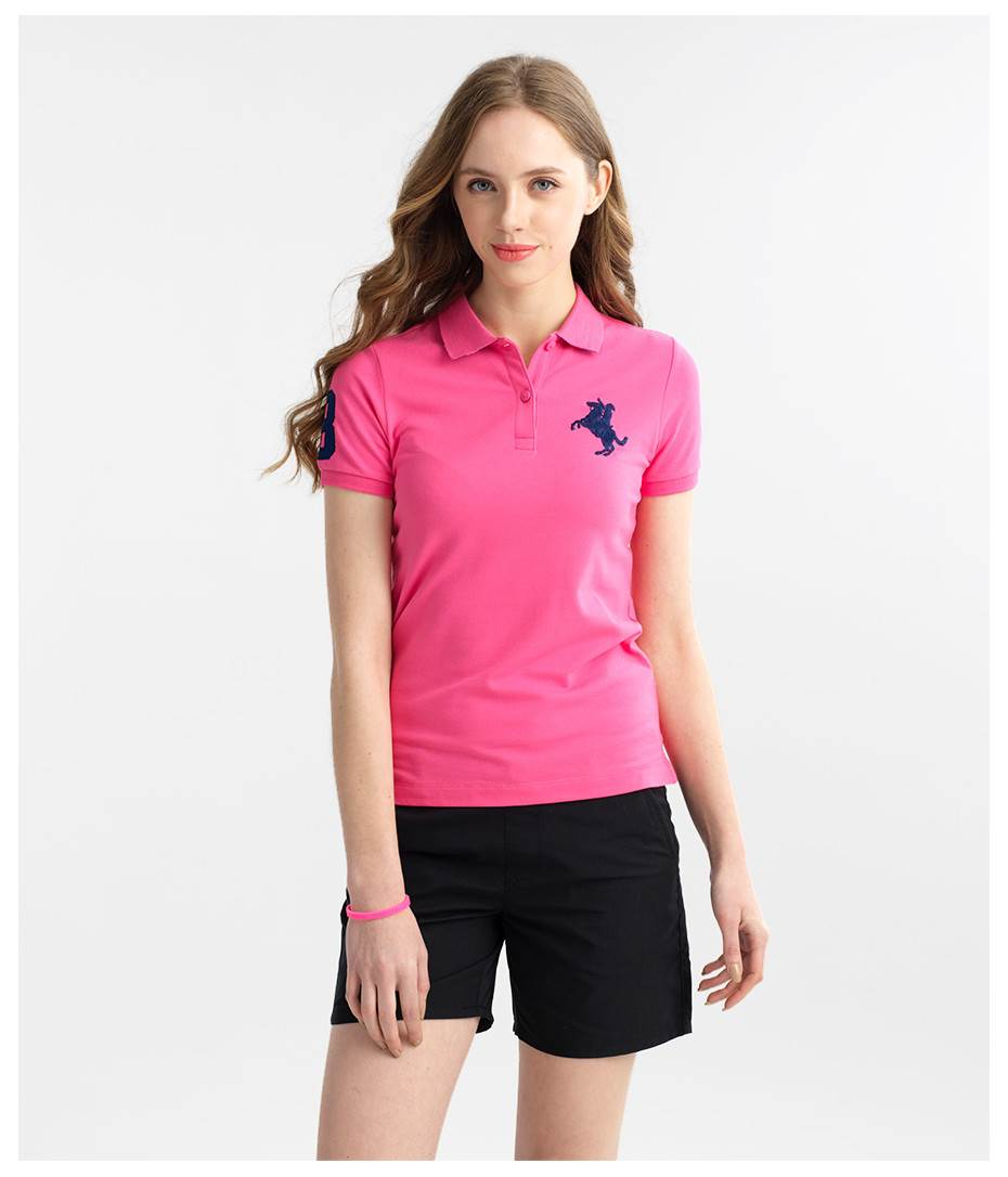 Giordano Women Polo Short Sleeves Tops Napoleon Embroidery Kemeja Pria Shirt Sy860 Please Do Not Use Pobox Address As Delivery