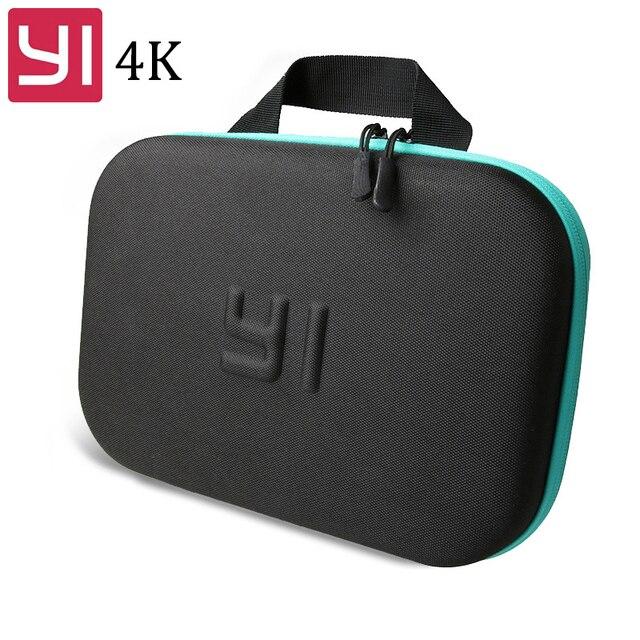 Xiaoyi Yi sac portable sac à main étanche collecte mallette de rangement pour Xiaomi Yi 2 4 k Lite 4 K + Sports Action caméra accessoires