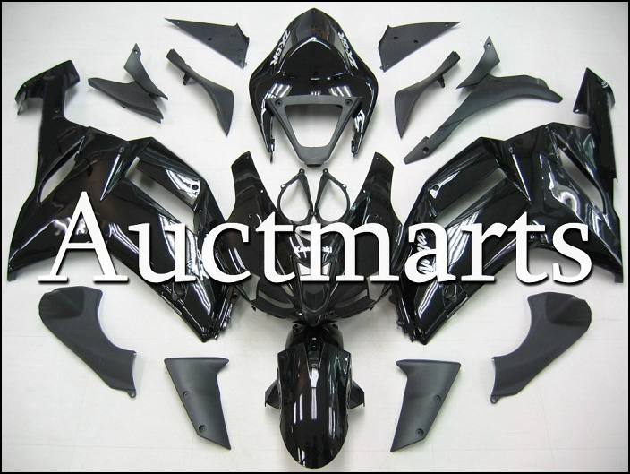 Fit for kawasaki ZX-6R 2007-2008 high quality ABS Plastic motorcycle Fairing Kit Bodywork ZX6R 07-08 ZX 6R CB11