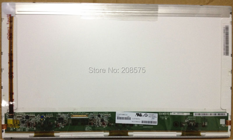 Free Shipping CLAA156WB11A LP156WH4 LP156WH2 B156XW02 CLAA156WA11A HT156WXB-100 Glossy 15.6 NEW LED Display Laptop Screen Panel phil collins singles 4 lp