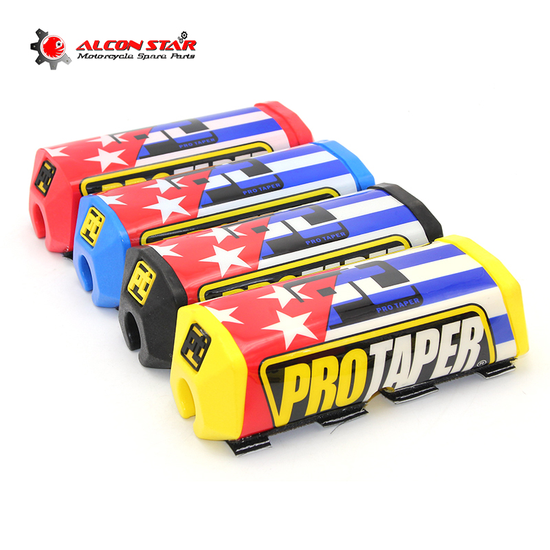 Automobiles & Motorcycles Knowledgeable Alconstar 1 1/8 Pro Taper Handlebar Fat Bar Pad Slider Grip For Atv Dirt Pit Bikemotorcycle Motocross Crf Rmz Ktm Yzf Xmax Cbr Ideal Gift For All Occasions Grips