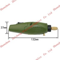 Mini Electric Drill Accessories Electric Grinding Set 12V DC Grinder Tool For Milling Polishing Drilling Engraving
