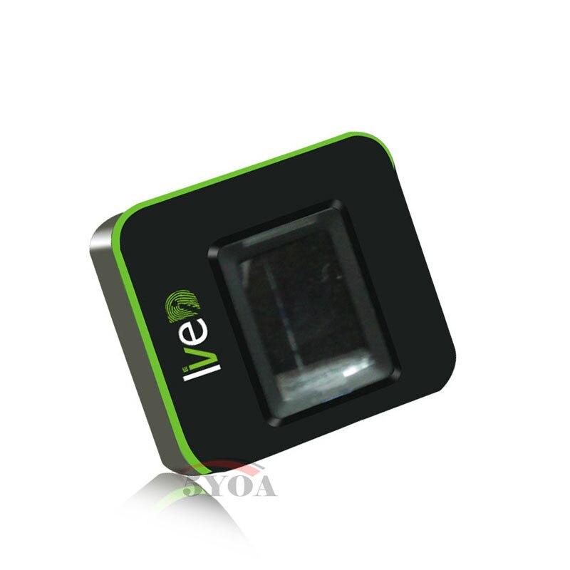fingerprint reader Live 20R fingerprint USB reader fingerprint scanner ZK live ID USB fingerprint sensor Live20R