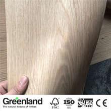 White OAK (C.C) Wood Veneers size 250x20 cm table Veneer Flooring DIY Furniture Natural Material bedroom chair table Skin