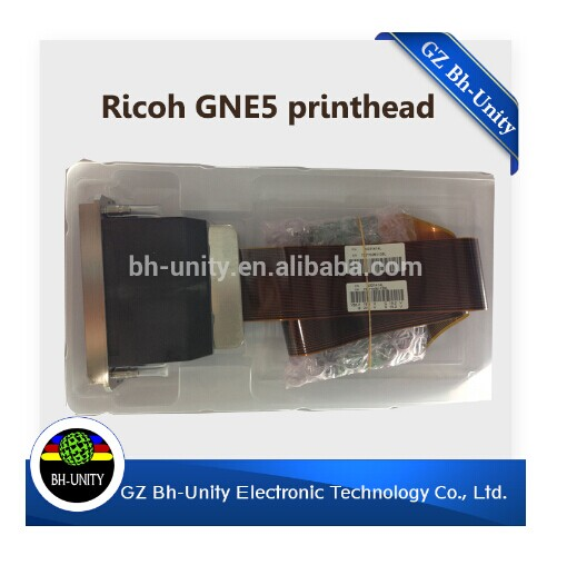 original and new 100%!!Ricoh gen5 printhead eco solvent ink for UV flatbed lartge format printer for sale hot sale uv flatbed plotter printer spare parts gongzheng gz thunderjet black sub ink tank with level sensor