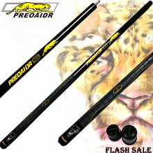 PREOAIDR 3142 BK2 BKS Pool Cue High Quality Billiard 13mm Tip 1/2 Stick Kit Durable Professional