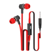 3.5mm Stereo Bass In ear Earphone Super Music Sport Headset with Microphone For Xiaomi redmi note 7
