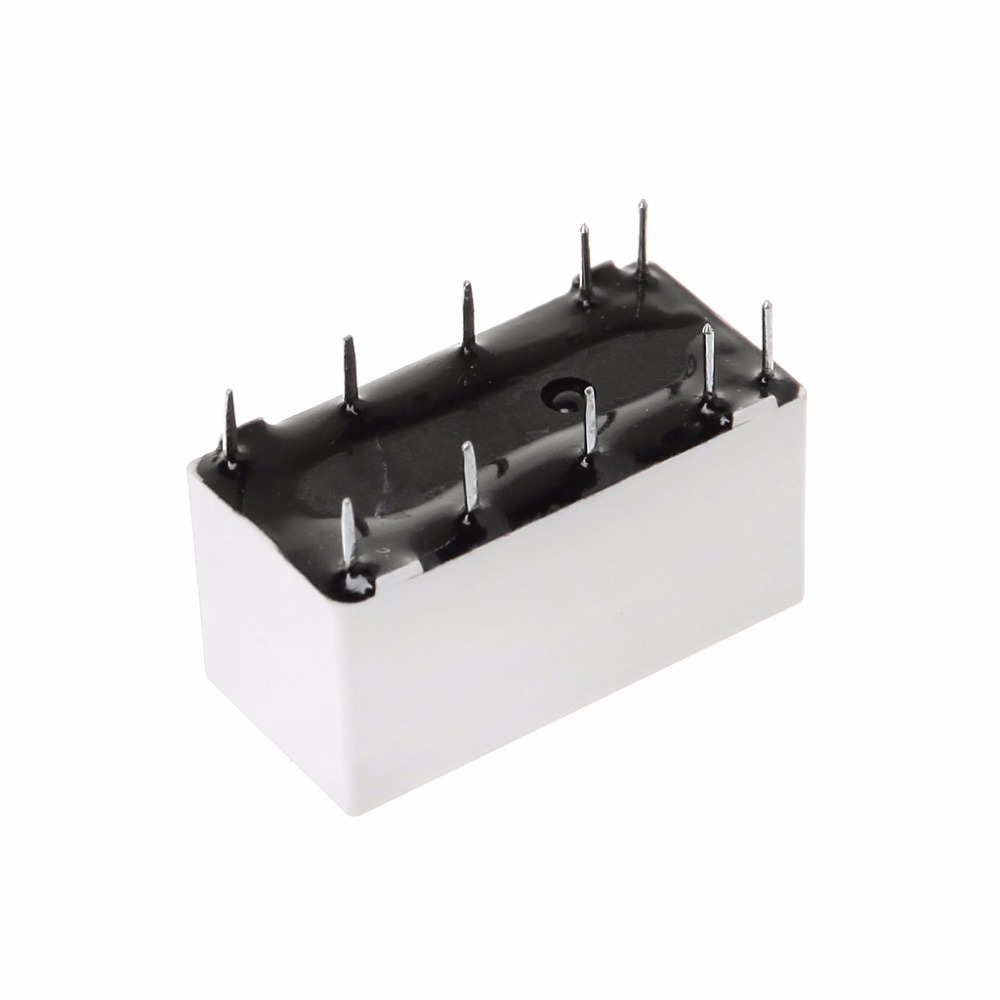 12v Coil Bistable Latching Relay Dpdt 2a 30vdc 1a 125vac Hfd2 005 S 12vdc L2 D Realy In Relays From Home Improvement On Alibaba Group
