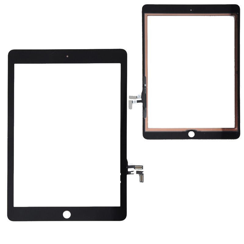 New original White Black Panel Touch Screen Digitizer Glass Len Repair Parts For Ipad Air ipad 5