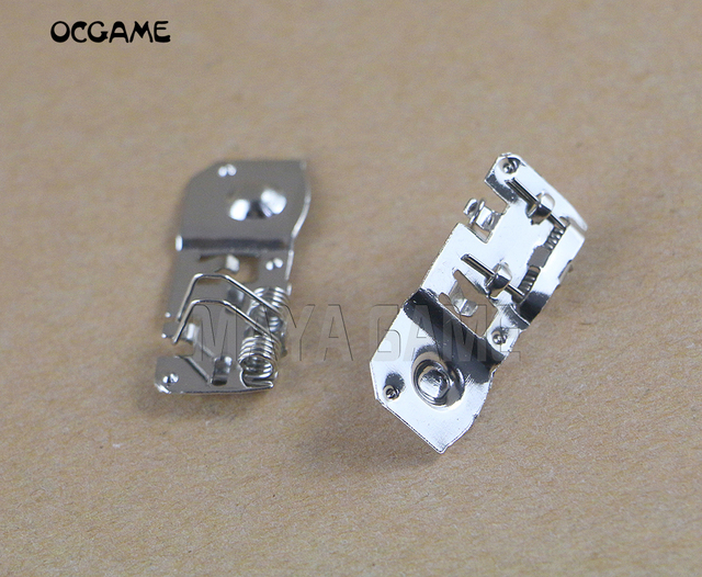 For Game Boy Advance for GBA Game Console Internal Battery Contact Terminal Battery Spring Replacement 50pcs/lot