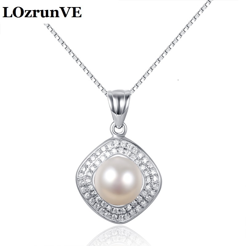 Lozrunve 2018 s925 micro pearl jewelry custom sterling silver lozrunve 2018 s925 micro pearl jewelry custom sterling silver pendant sterling silver pendant korea night market stall in pendants from jewelry aloadofball Images
