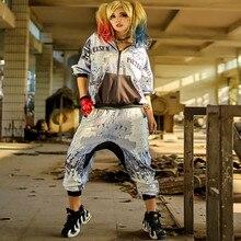 2016 Autumn Winter 2 Piece Set Tracksuit Women Clothing Set Sportwear Suit Hoodies Set Hooded Outerwear Coat Hip Hop Pants