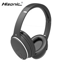 Hisonic Bluetooth Headphone Wireless Stereo Music Game Foldable Earbuds Microphone Bluetooth Headset Earphone Wireless Headphone