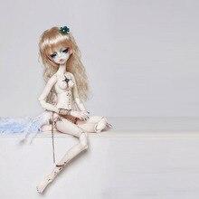 OUENEIFS Кукла-chateau dc зора 1/6 bjd смолы модель тела возрождается новорожденных девочек мальчиков куклы глаза Высокое Качество toys магазин сделать до