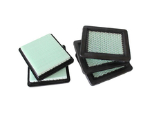 Pack 5 Air Filter for Honda Engine 17211-ZL8-023 Gc135 Gcv135 Gc160 Gcv160 Gc190 Gcv190 Gx100 17211-ZL8-003 17211-Zl8-000 8Z305