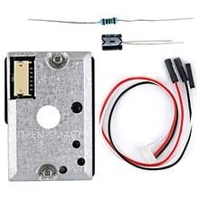 OPEN-SMART PM2.5 Серийный Оптический Пыль Датчик Дыма Модуль для Arduino