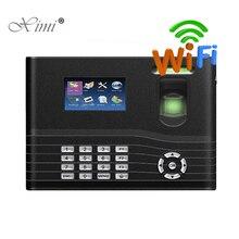 ZK IN01-A биометрический контроль доступа и посещаемость времени с Wi-Fi TCP/IP USB дверной контроль доступа с резервным аккумулятором