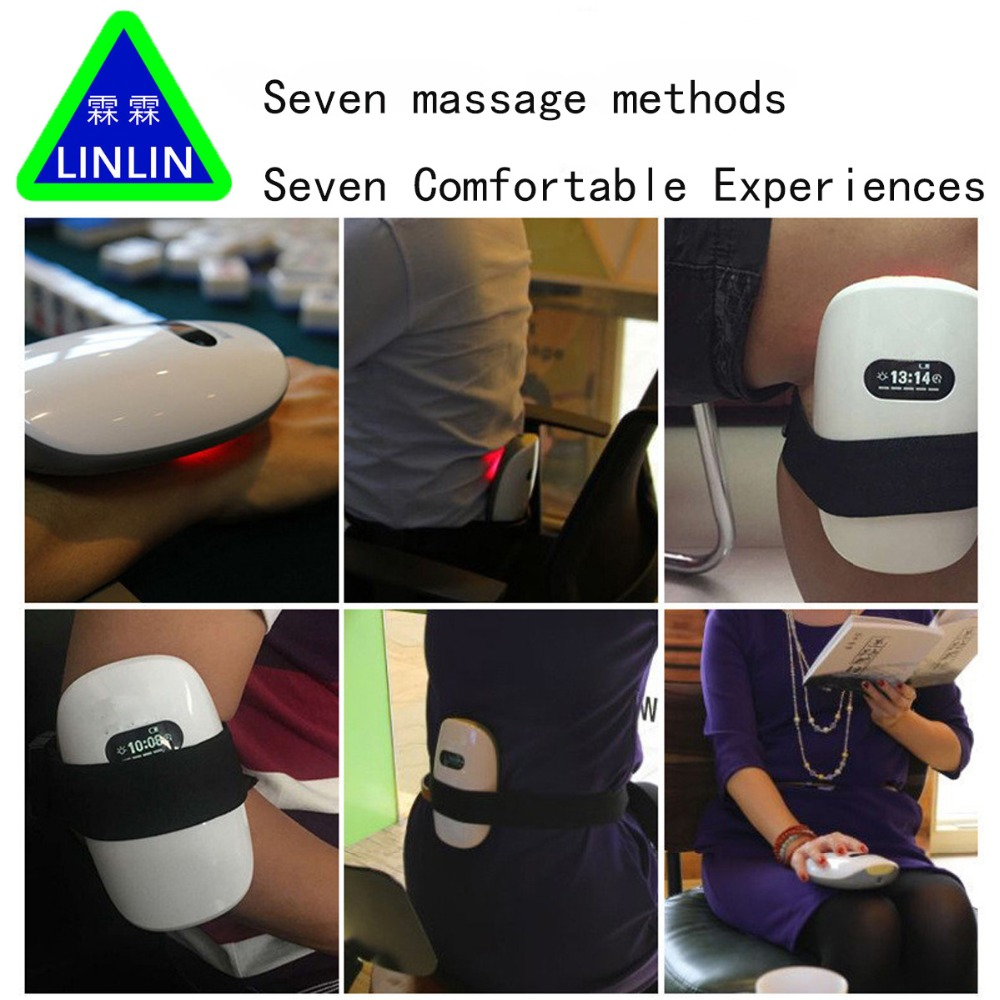 LINLILN Manufacturer Direct Sales New Home Office Applicable Cervical Massage Wireless Miniature Applicable to Gift Lists