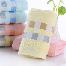 100% Cotton soft absorbent household Face towel Travel Gym quick drying beach baby bathroom bath towel washcloth christmas deals towel baby bath towel vomit milk cotton gauze baby diapers soft and absorbent household multicolor differential use 50 68cm