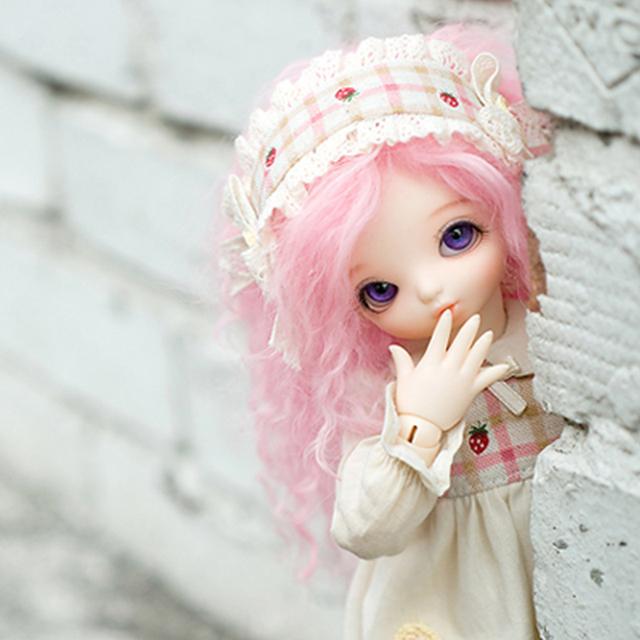 OUENEIFS Flora Littlefee Fairyland bjd sd 1/6 body model  baby girls boys dolls eyes High Quality toys resin