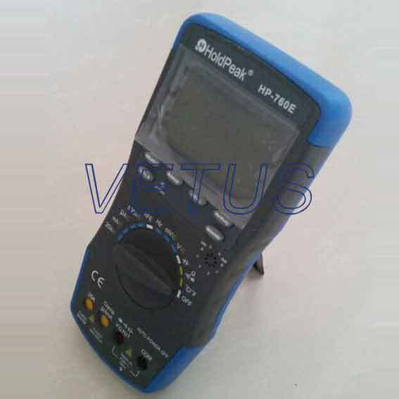 High quality HP-760E HP760E best multimeter digital high quality iron wire frame sun glasses women retro vintage 51mm round sn2180 men women brand designer lunettes oculos de sol