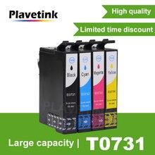 Ink-Cartridge CX3900 Epson Stylus Tx110-Printer T0731n Plavetink for 73N Cx3900/Cx5900/Cx4900/..