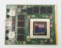 original K4000M 4GB GDDR5 MXM For M6600 M6700 M6800 laptop Video Graphic Card VGA board N14E Q3 A2 test good