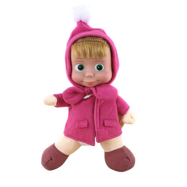 Snabbare frakt masa Plush Dolls Kids Leksaker Cartoon Babyleksaker - Dockor och tillbehör - Foto 2