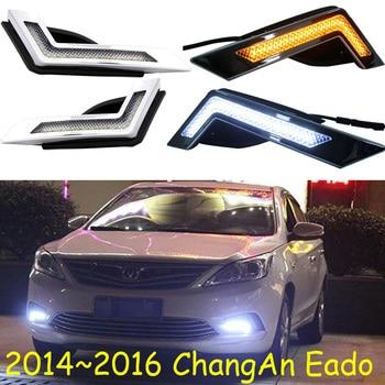 ChangAn Eado daytime light;2014~2016, Free ship!LED,ChangAn Eado fog light,ChangAn Eado XT