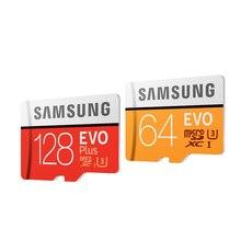Samsung 100 МБ/с. MicroSD 256 ГБ 128 ГБ 64 ГБ 32 ГБ 16 ГБ Class10 U1 U3 4 К памяти карта Micro SD карты флэш-карты памяти для телефона SDHC SDXC