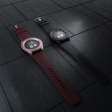 Smart watchs wristband style health monitoring smart reminder information push Pedometer support SIM card take photo HD call