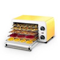 220V Household Electric Food Dryer EU AU UK Plug Food Dehydrator Fruit Vegetable Herb Meat Drying