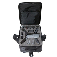 Легкий Рюкзак Плечо Сумка Чехол для DJI Mavic Pro Drone аксессуар черный futural цифровой omeshin MAY22