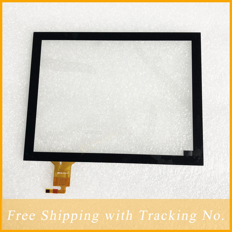 Refer No. 080123 01A V1 New touch panel Touch Screen Digitizer mid sensor 080123 01A tablets touch screen Car gps touch panel