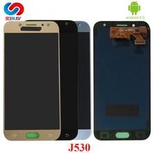 530 ЖК-дисплей j530f ЖК-дисплей для Samsung Galaxy J5 Pro 2017 J530 SM-J530F ЖК-дисплей Дисплей Сенсорный экран Панель Pantalla дигитайзер Ассамблеи