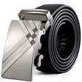 Homens de Moda de Luxo 125 cm 6 Cores Cintura PU de Couro Cintos de Fivela Automática Moda Cinto Cinta Cintura Cintura Alta Qualidade