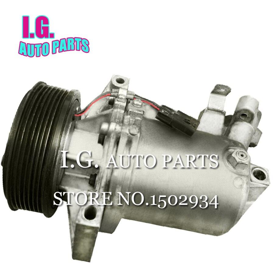 Car Auto Ac Compressor For Renault Fluence 2010 2011 2012 2013 Fuse Box 2014 2015 8201025121 926008367r