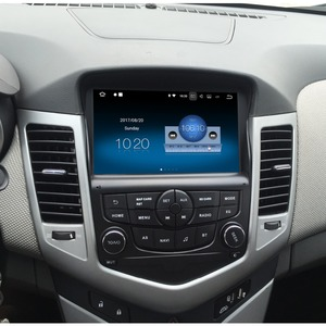 """Image 4 - Dasaita autoradio 8 """", Android 9.0, navigation GPS, lecteur multimédia stéréo, pour voiture Chevrolet Cruze (2008 2011), Quad Core, 2 go/16 go"""