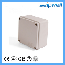 Saipwell ABS switch box waterproof  IP66 junction electric distribution box 100*100*50 DS-AG-1010