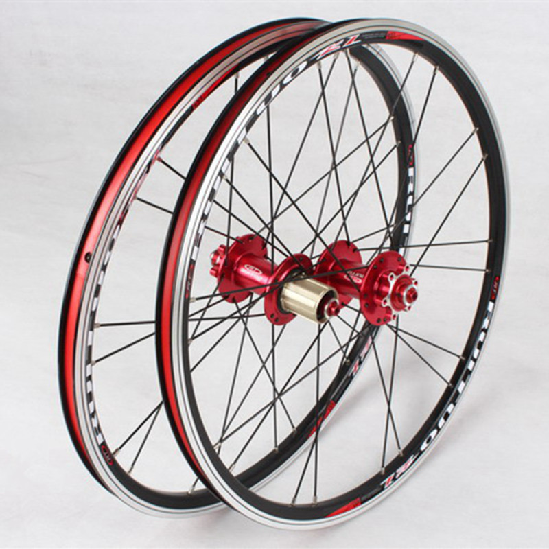 MEROCA folding bike 20inch *1-3/8 V /disc Brake Front 2 Rear 5 Bearing Ultra Smooth light  451/406 wheelsMEROCA folding bike 20inch *1-3/8 V /disc Brake Front 2 Rear 5 Bearing Ultra Smooth light  451/406 wheels