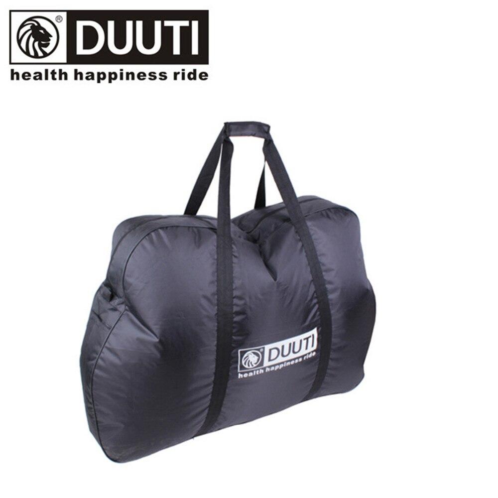Road MTB Bike Bicycle Wheel Bag Carrier Transport Travel Case Handbag Portable