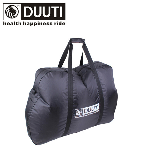 52629abaf92 DUUTI Foldable Bicycle Bag BB-101 Bike Transport Cycling MTB Mountain Road  Cover Pannier Travel