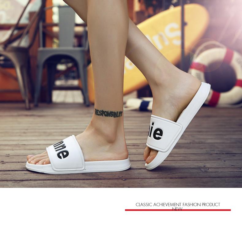 0eddf0c7c JACKSHIBO Summer Men Slipony Water Shoes Sandalias Slip On Slippers for  Beach Waterpark Sandals Aqua Chaussure Homme Big SizeUSD 4.99-5.49/piece