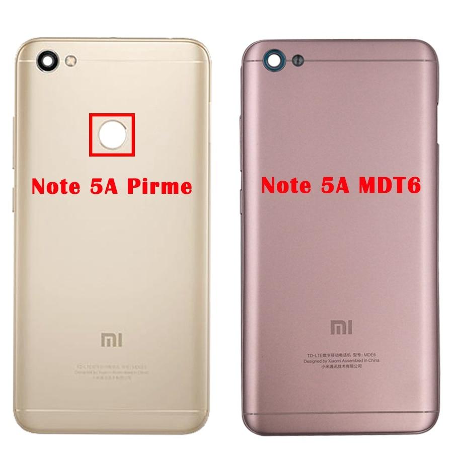 Redmi Note 5A Back Door