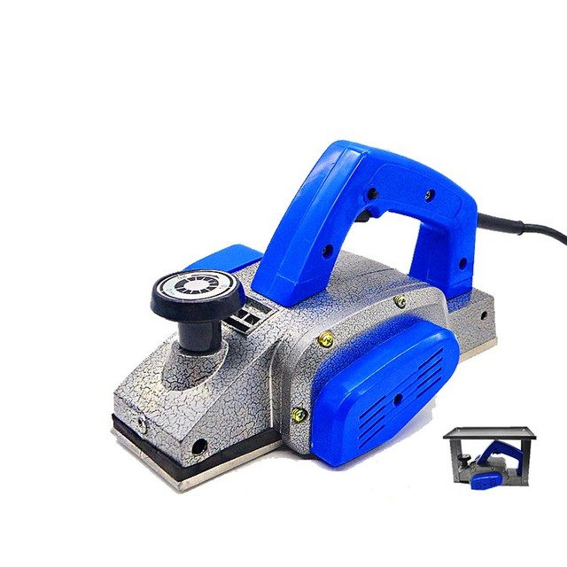 220V 1000W Wood Planer High-Power Multi-Function Electric Planer Professional Woodworking Machine